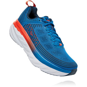 Hoka One One Bondi 6 Shoes Men imperial blue/majolica blue
